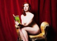 Topless Co-ed Pulp Fiction Appreciation Society Wants Women to Know Their Reading Rights