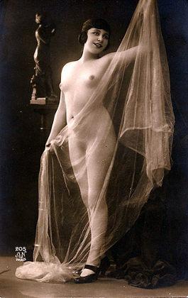 The naked veil