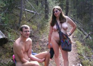 relaxed nudity