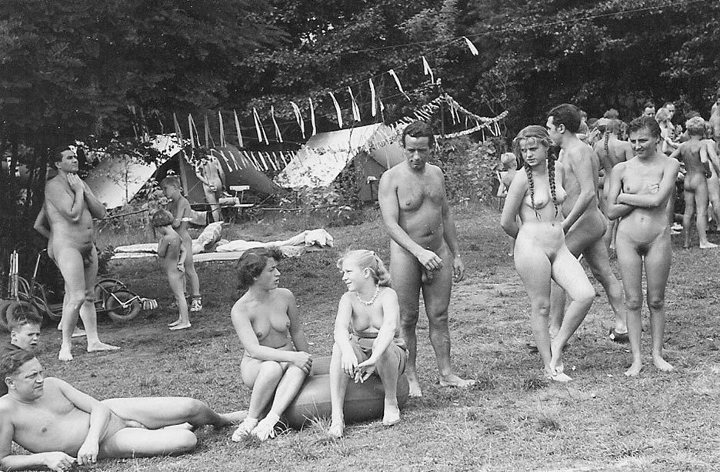 Naturism in the good old days.