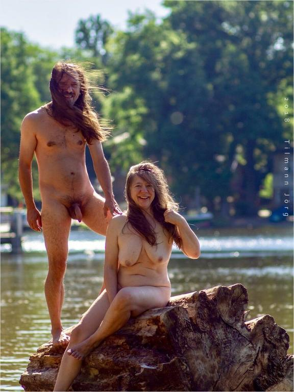 Naked Sunday Nudist Friends