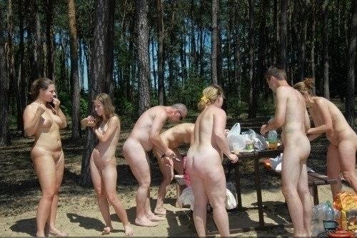 Nude is not rude